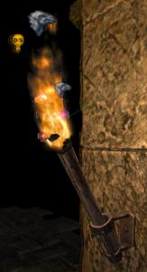 Torch in editor screenshot Fire material Fire material FireShowcase10 163x300