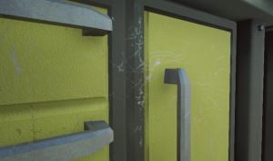 Scratches on a cupboard material tricks Material tricks ScratchDecalHack03 300x178