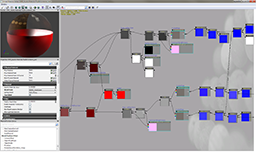 Editing a shader in UDK one-minute dungeon One Minute Dungeon image05a