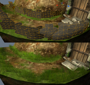 Grass mesh one-minute dungeon One Minute Dungeon image10 1 300x284